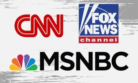 Fox News dispara no cabo americano e esmaga a CNN