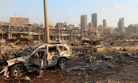 Bolsonaro se propõe a ajudar o Líbano