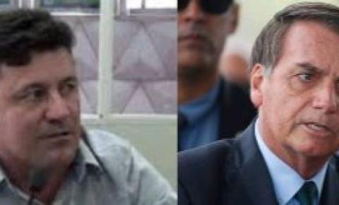 GRAVE: Vereador do PDT da Paraíba ameaça Bolsonaro de morte