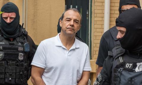 Cabral é alvo de mais uma denúncia do MPF por corrupção.