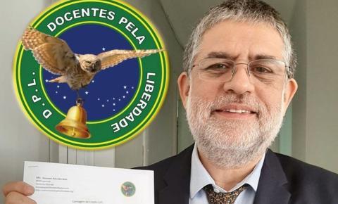 Presidente do Docentes Pela Liberdade sofre ameaças de morte