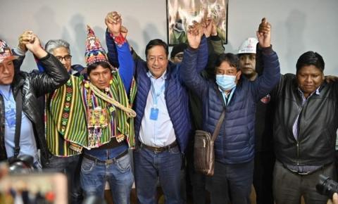 Partido Socialista vence as eleições na Bolívia