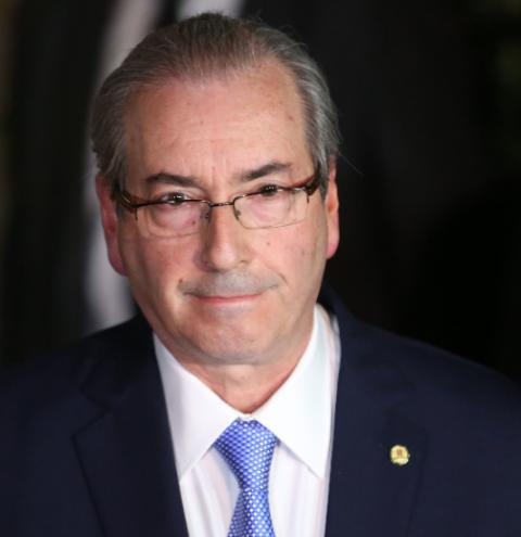 Eduardo Cunha culpa Temer, Maia e Baleia Rossi por impeachment de Dilma em livro