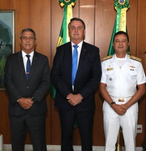 Bolsonaro anuncia os novos comandantes das Forças Armadas