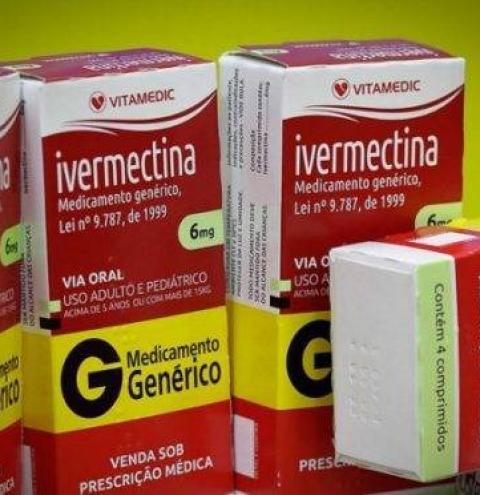 Indonésia Aprova A IVERMECTINA Como  Fármaco Terapêutico Para COVID-19