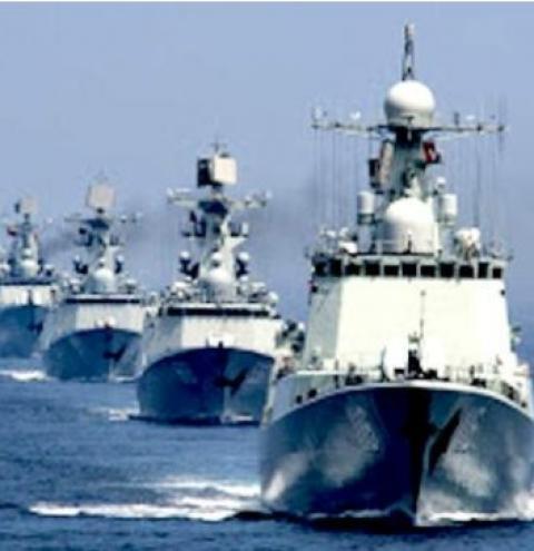 Rússia e China realizam primeira patrulha conjunta no oeste do Pacífico