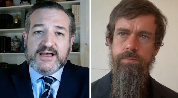 Senador Ted Cruz, dos EUA, coloca presidente do Twitter contra a parede em interrogatório